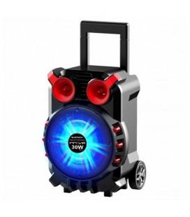 Haut-parleurs bluetooth portables Innova ALT/21 30W Noir