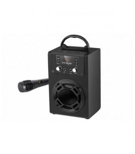 Haut-parleur Innova TW/BK6 800 mAh Bluetooth 5W Noir
