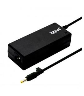 Chargeur d'ordinateur portable iggual IGG315484 65W Noir