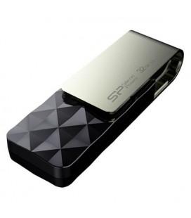 Clé USB Silicon Power Blaze B30 32 GB Noir