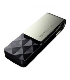 Clé USB Silicon Power Blaze B30 64 GB Noir