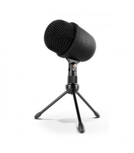 Microphone de Bureau KROM NXKROMKIMUPRO USB Noir