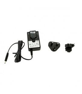 Adaptateur de courant D-Link PSM-12V-55-B 12 V 3 A Noir