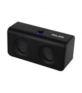 Haut-parleurs de PC Nilox 10NXPSJ3C3003 USB Noir