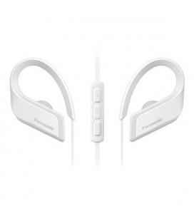 Casques Bluetooth avec Microphone Panasonic RP-BTS35E-W Blanc