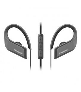 Casques Bluetooth avec Microphone Panasonic RP-BTS35E-K Noir