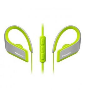Casques Bluetooth avec Microphone Panasonic RP-BTS35E-Y Jaune