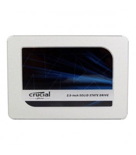 "Disque dur Crucial CT500MX500SSD1 500 GB SSD 2.5"""" SATA III"