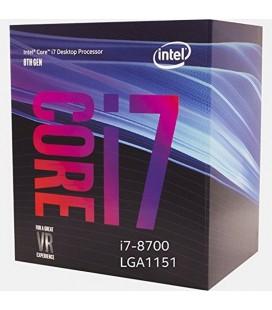 Processeur Intel Intel® Core™ i7-8700 Processor BX80684I78700 i7 8700 12 MB LGA 1151 |