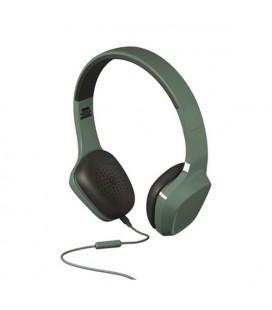 Casques avec Microphone Energy Sistem 428380 Vert
