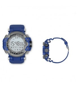 "Montre intelligente Billow XS15BL 1,11"""" Bluetooth Bleu"