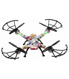 Drone Denver Electronics DCH-460 0,3 MP 2.4 GHz 650 mAh Multicouleur