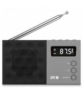 Radio Transistor SPC 4577N FM LCD Noir