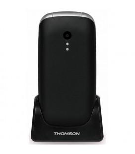 """Téléphone portable pour personnes âgées Thomson SEREA 63 2,4"""""""" Bluetooth VGA FM Noir"""