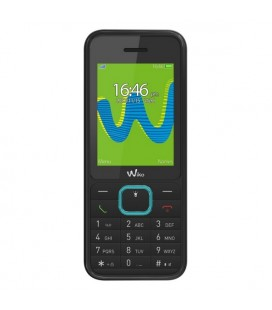 "Téléphone Portable WIKO MOBILE Riff 3 2,4"""" QVGA Bluetooth"