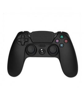 Commande Gaming Sans Fil Omega OGPPS4 PS4/PC Noir