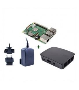 Kit Raspberry Pi 3 B RASPBERRY RASPBERRYB++Cn+PSn