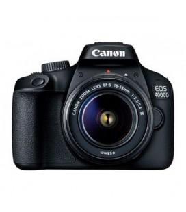 Appareil Photo Reflex Canon EOS 4000D WIFI Noir