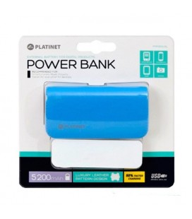 Power Bank PLATINET PMPB52 5200 mAh