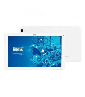 "Tablette 3GO GT10K3IPS 10,1"""" Quad Core 1 GB RAM 16 GB Blanc"