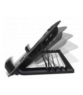 """Support de refroidissement pour ordinateur portable Ewent EW1258 17"""""""" Noir"""