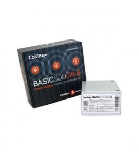 Bloc d'Alimentation CoolBox FALCOO500SGR 500W