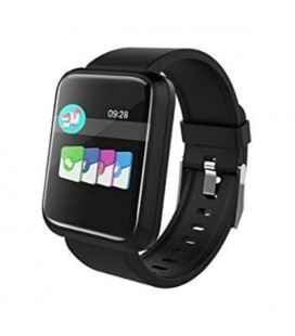 """Bracelet d'activités BRIGMTON BSPORT-17 1,3"""""""" TFT Bluetooth"""