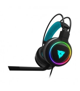 Casque avec Microphone Gaming Aerocool AH7HEX