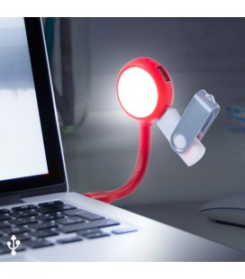 Lampe LED avec Ports USB 144858