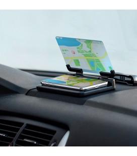 Support pour Téléphone Portable avec Miroir pour Voiture 145749