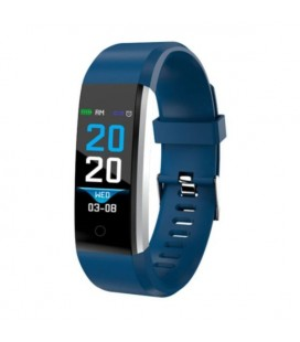 "Bracelet d'activités Denver Electronics BFH-16 0.96"""" Bleu"