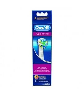 Rechange brosse à dents électrique Oral-B Floss Action