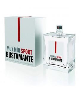 Bustamante - MUY MIO SPORT edt vaporisateur 100 ml