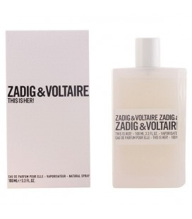 Parfum Femme This Is Her! Zadig & Voltaire EDP