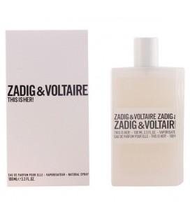 Parfum Femme This Is Her! Zadig & Voltaire EDP