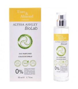 Parfum Femme Biolab Tiare & Almond Alyssa Ashley EDC
