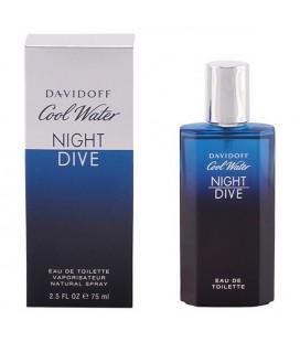 Parfum Homme Cool Water Night Dive Davidoff EDT