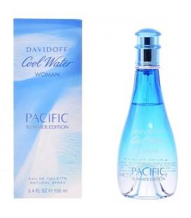 Parfum Femme Cool Water Woman Pacific Summer Edition Davidoff EDT