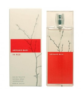 Parfum Femme In Red Armand Basi EDT