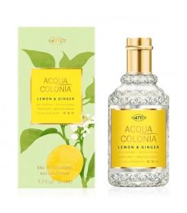 Parfum Femme Acqua 4711 EDC Lemon & Ginger