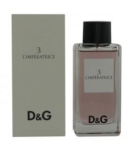Parfum Femme 3 - L'impératrice Edt Dolce & Gabbana EDT