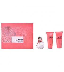 Set de Parfum Femme Viaje A Ceylan Adolfo Dominguez (3 pcs)