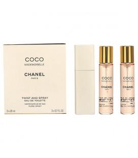 Set de Parfum Femme Coco Mademoiselle Chanel edt