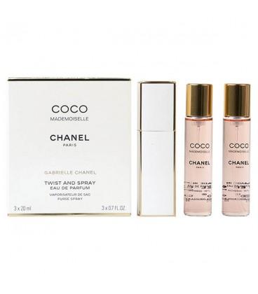 Set de Parfum Femme Coco Mademoiselle Chanel edp