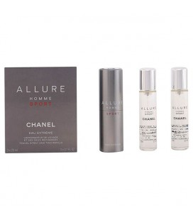 Set de Parfum Homme Allure Homme Sport Chanel (3 pcs)