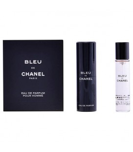 Set de Parfum Homme Bleu Chanel (3 pcs)