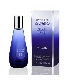 Parfum Femme Cool Water Night Dive Wo Davidoff EDT