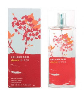 Parfum Femme Happy In Red Armand Basi EDT