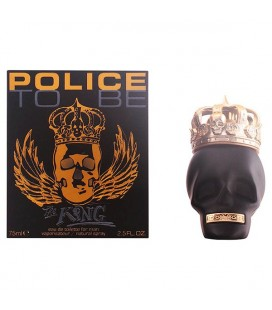 Parfum Homme To Be The King Police EDT