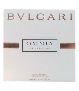 Parfum Femme Omnia Crystalline Bvlgari EDT satin pouch